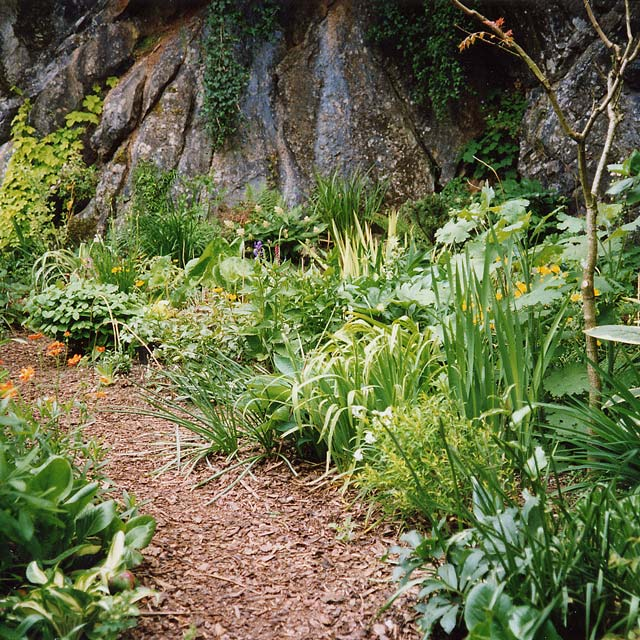 Christine Pritchard Garden Design Somerset and Bristol Country